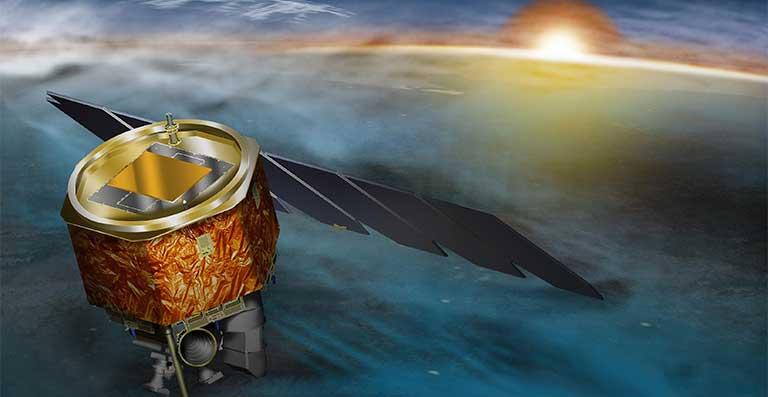 Aeronomy of Ice in the Mesosphere (AIM)